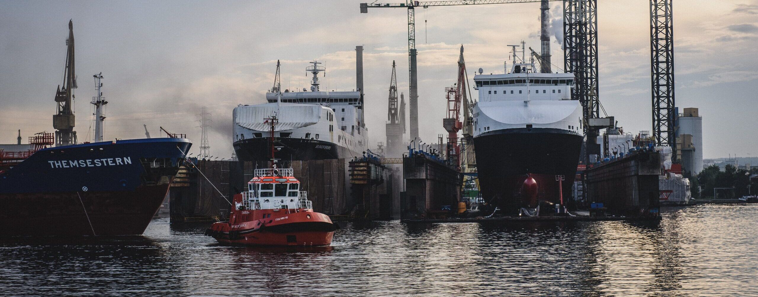Optimising production planning and processes at shipyards